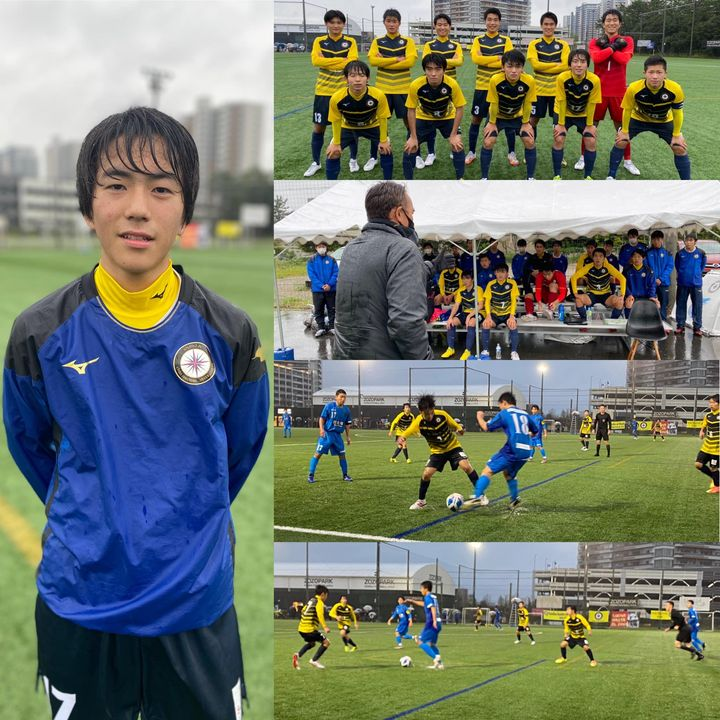 【U18】[日本クラブユースサッカー選手権U-18関東予選 2020ノックアウトステージ]