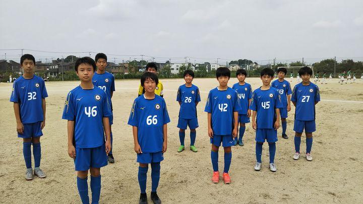【U13】U13リーグ3部Iグループ 【第1節】結果