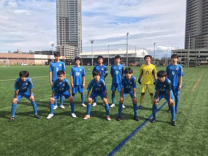 【U14】U14リーグ上位リーグ第2節