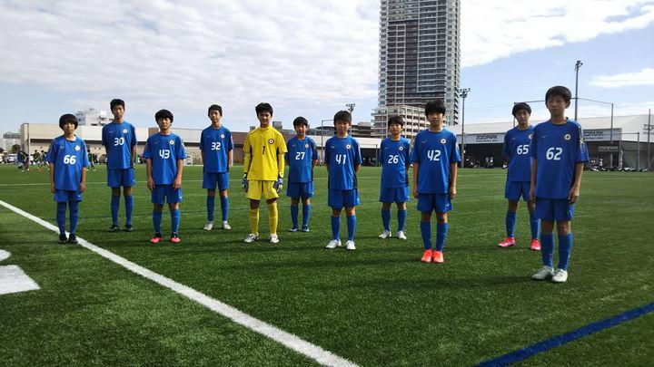 【U13】海浜リーグ 【グループリーグ第3節】