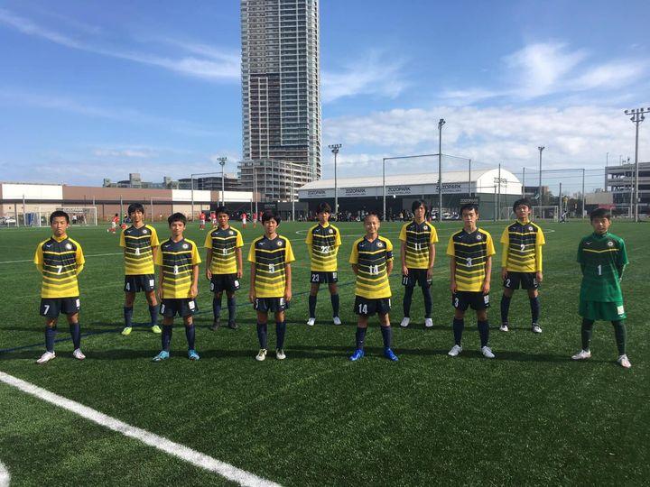 【U15】クラブユース千葉県予選 1回戦