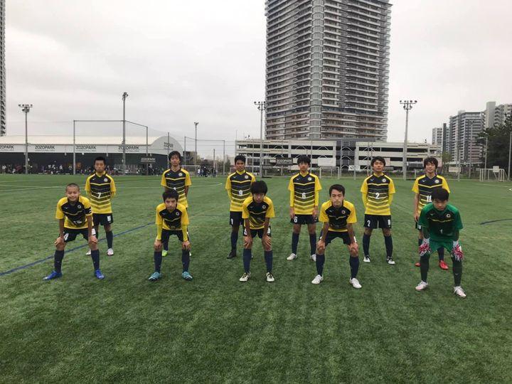 【U15】クラブユース千葉県予選 2回戦
