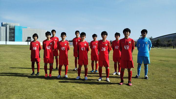 【U13】U13リーグ3部Iグループ 【第2節】