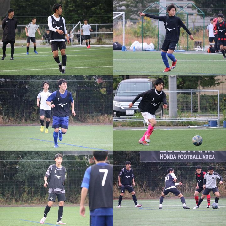 【U18/2021年度.新入生選手との合同練習会】