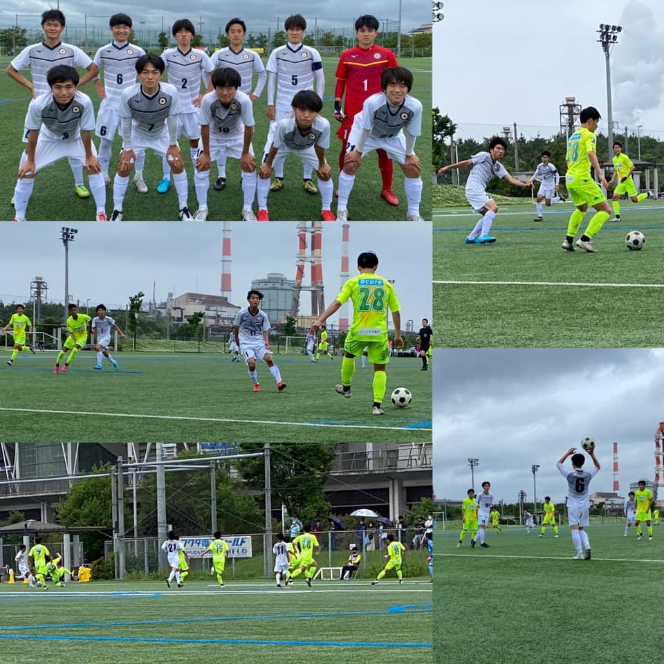 【U18】日本クラブユース関東大会ノックアウトステージ1回戦