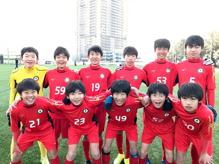 【SOLTILO FC  U13】海浜リーグ  順位決定リーグ