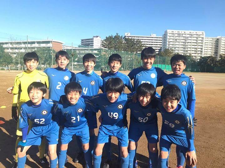 【U13】千葉県ユース(U-13)サッカー選手権大会 県大会 1回戦