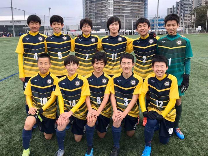 【SOLTILO FC U14】U-15サッカーリーグ 1部リーグ 第2節