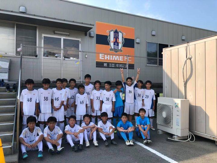 【U-13】愛媛遠征レポート