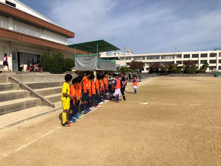 【U-13】フューチャーリーグ大阪2020 3部Cブロック 第2節