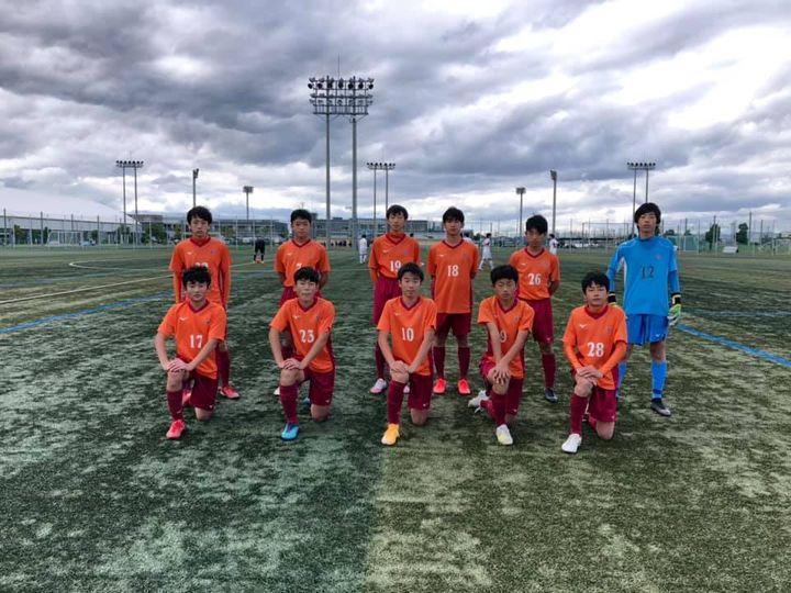 【U-14】大阪府クラブユースサッカートーナメントU-14