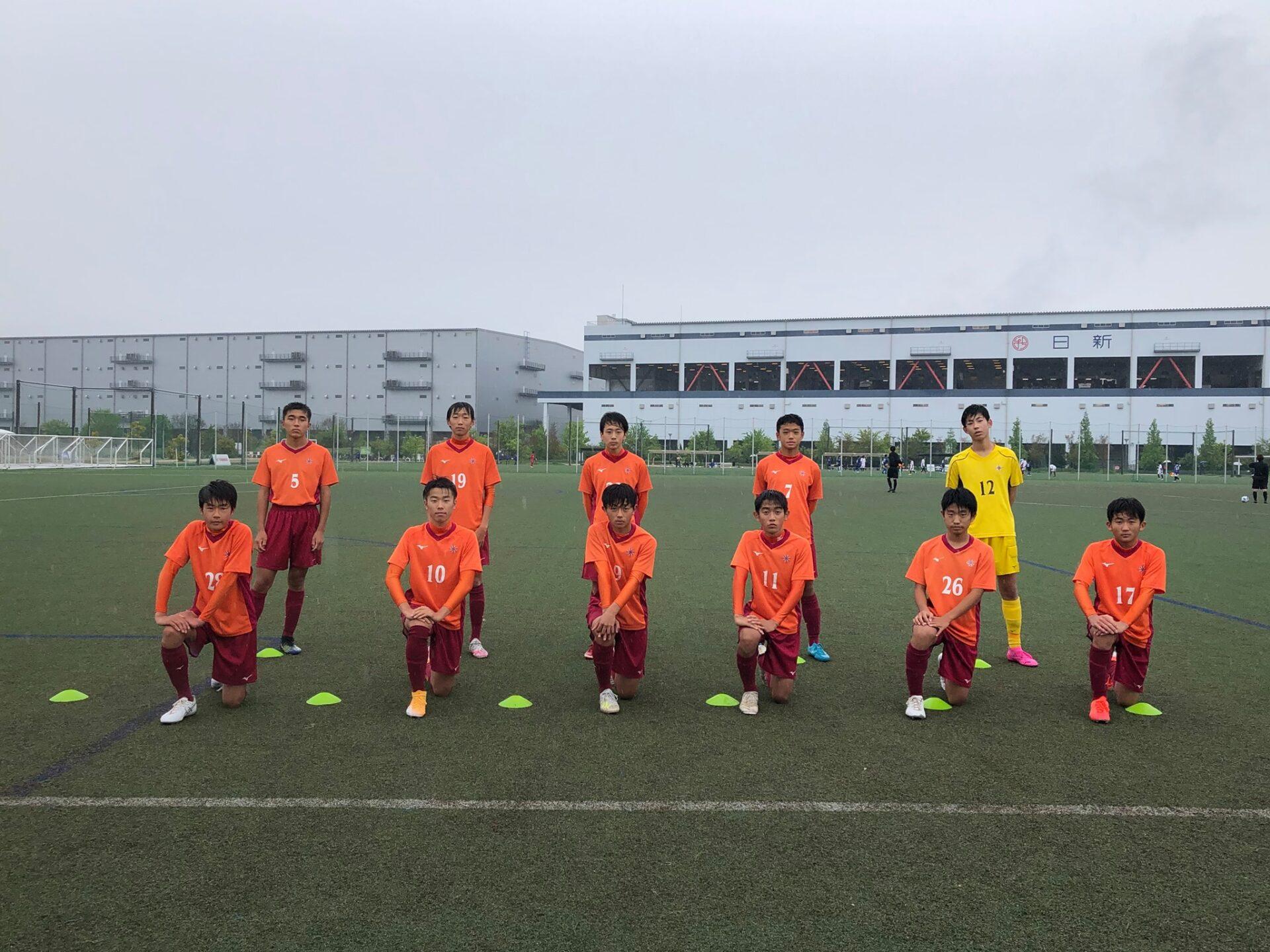 第36回 日本クラブユースサッカー選手権(U-15)大阪府予戦