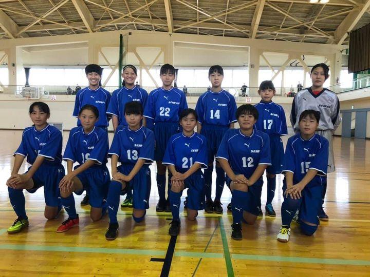 【 S.S. PEL 2nd】U-15フットサル石川県大会 優勝