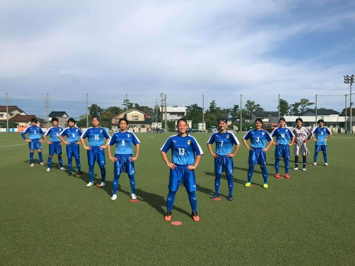 【PEL】U-15北信越女子サッカー選手権大会 2回戦 結果