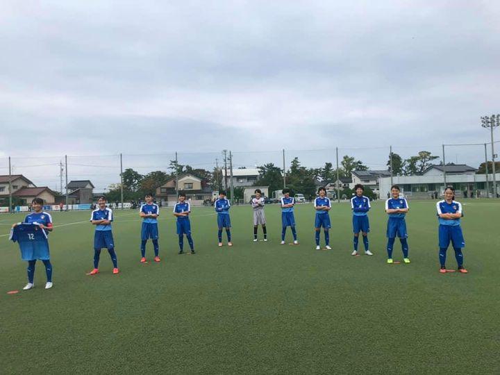 【PEL】U-15女子サッカー選手権北信越大会 準決勝 結果