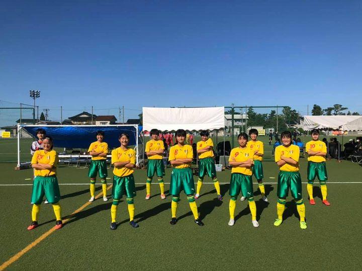 【PEL】U-15北信越女子サッカー選手権大会1回戦 vs福井丸岡RUCK 結果