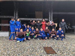 【PEL2ndチーム 石川県女子サッカーリーグ優勝!!】