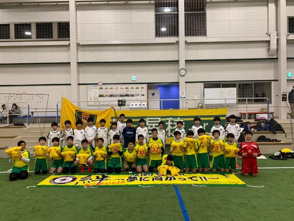 S.S.FC U12卒団式