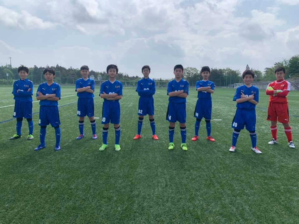 【S.S.FC U15】 石川県U13強化リーグ