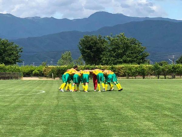 JFA U-15北信越女子サッカーリーグ第7節の結果