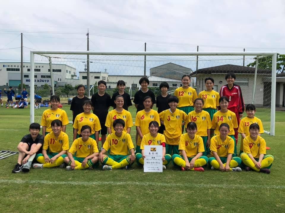 第25回JFA全日本U-18女子サッカー選手権大会石川県大会結果