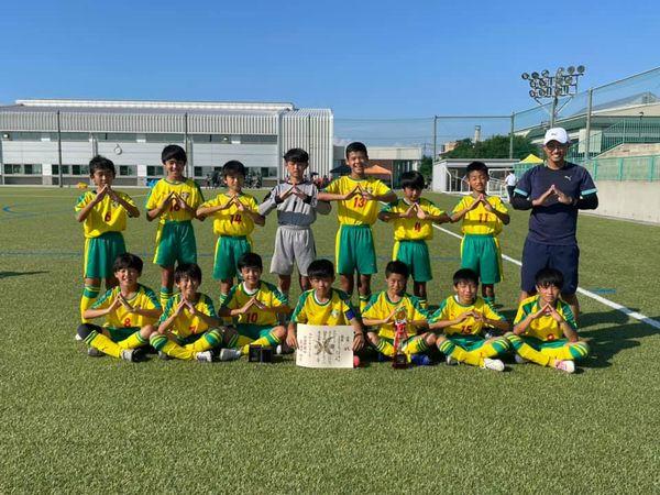 【S.S.FC U12】 河北台50th記念大会&ZENIGO CUP 2冠達成!
