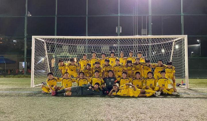 高円宮杯U-15 サッカー選手権大会 東京都予選 Bブロック決勝