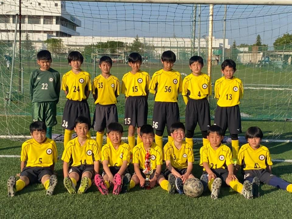 S.T.FC U-12 清瀬市サッカー連盟 少年部 新6年生大会