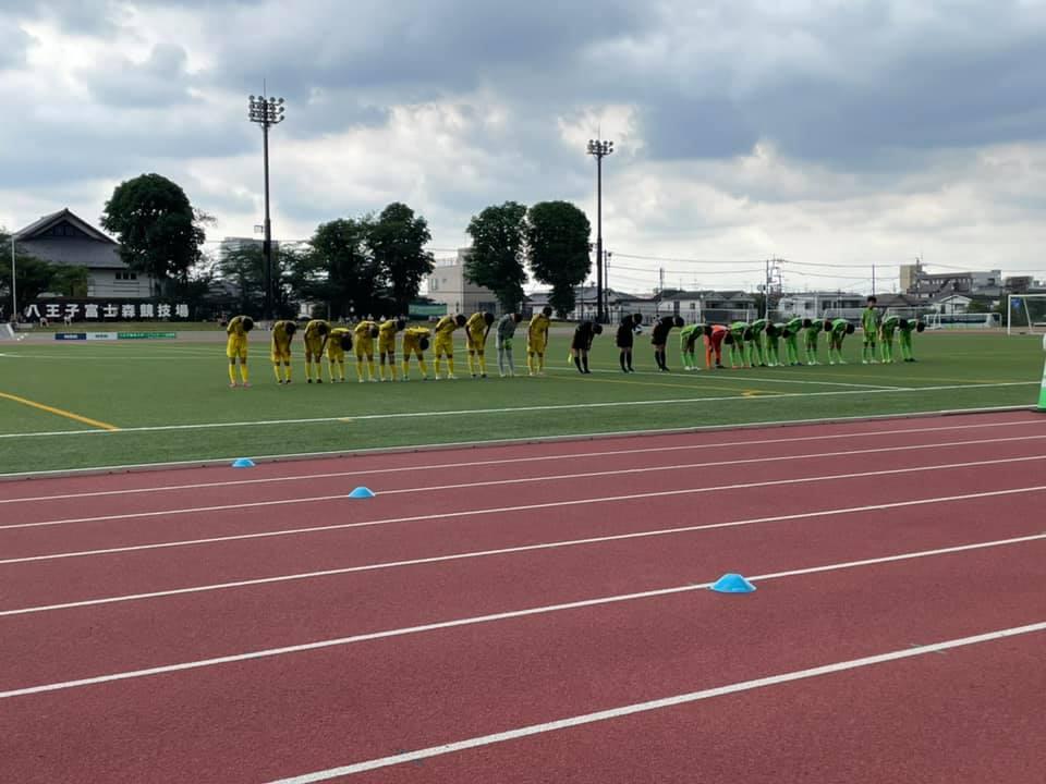 日本クラブユース選手権U15関東大会 初戦敗退