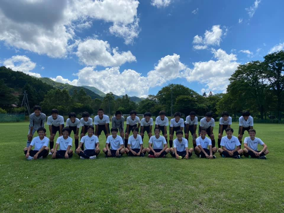 高円宮杯U-15サッカーリーグ東京1部 前期終了