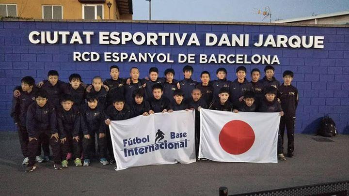 U-14バルセロナ遠征 2020/1/2