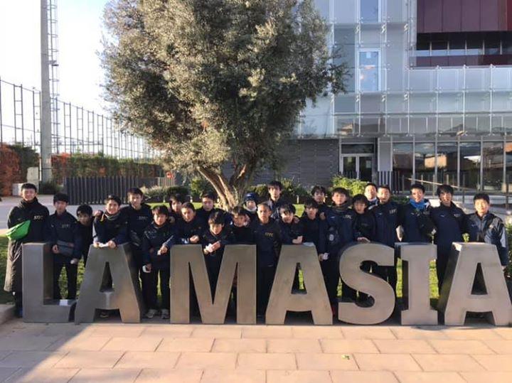 U-14バルセロナ遠征🇪🇸